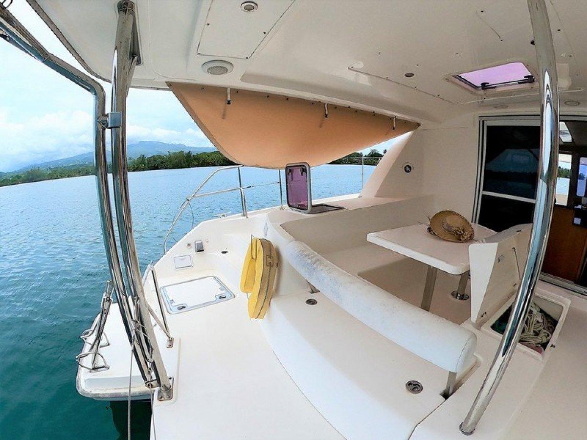 Leopard Catamarans 44