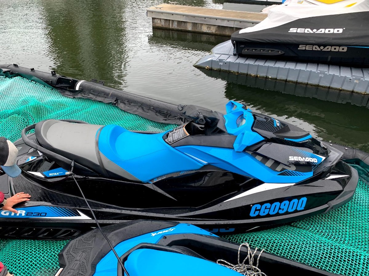 Sea-Doo GTR-230 Supercharged Low Hours Always Covered