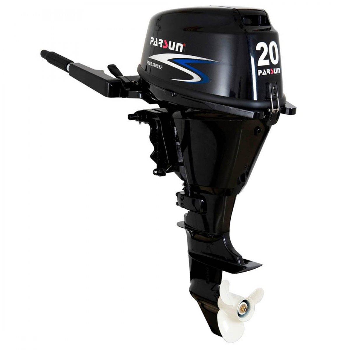 Parsun F20ABWS-EFi 4-Stroke Electric Start Outboard