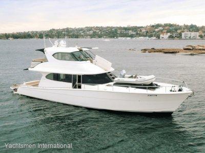 Maritimo M60 Cruising Motoryacht