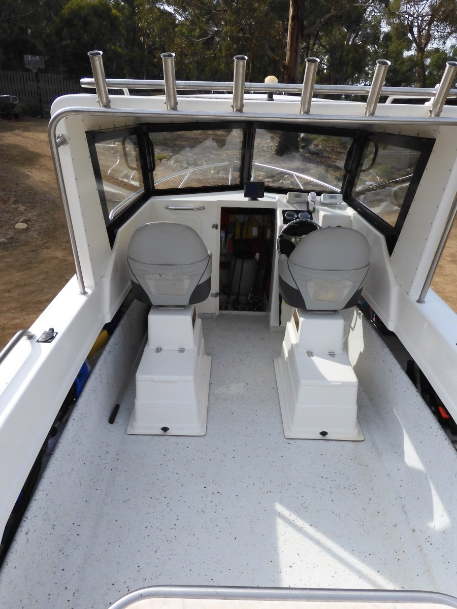 Coastcraft Offshore 6.3 EXCEPTIONAL PERFORMANCE AND CAPABILITY!