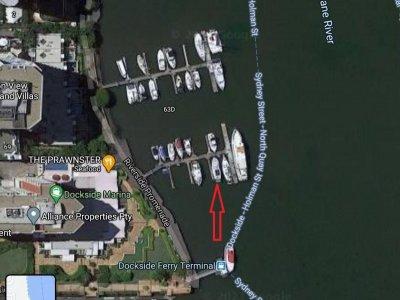 Dockside, Kangaroo Point