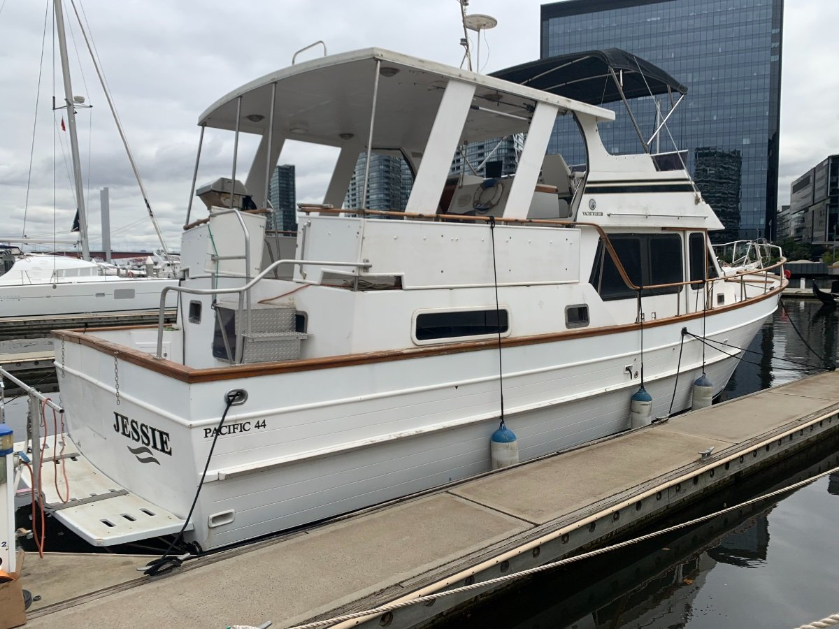 Pacific 44 Yachtfisher