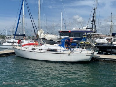 Grampian 34 Sloop UNRESERVED