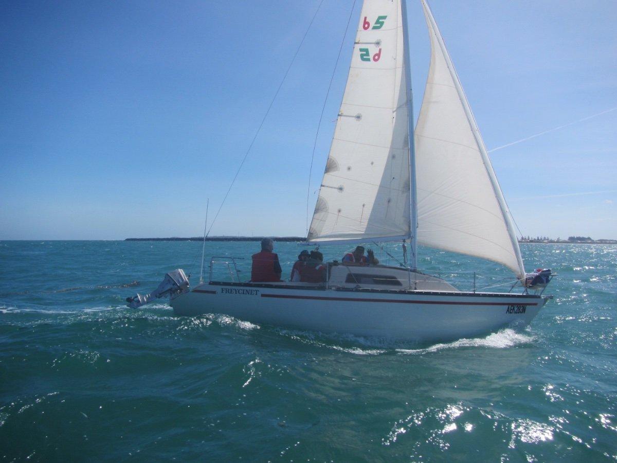 Seaway 25 MK 1