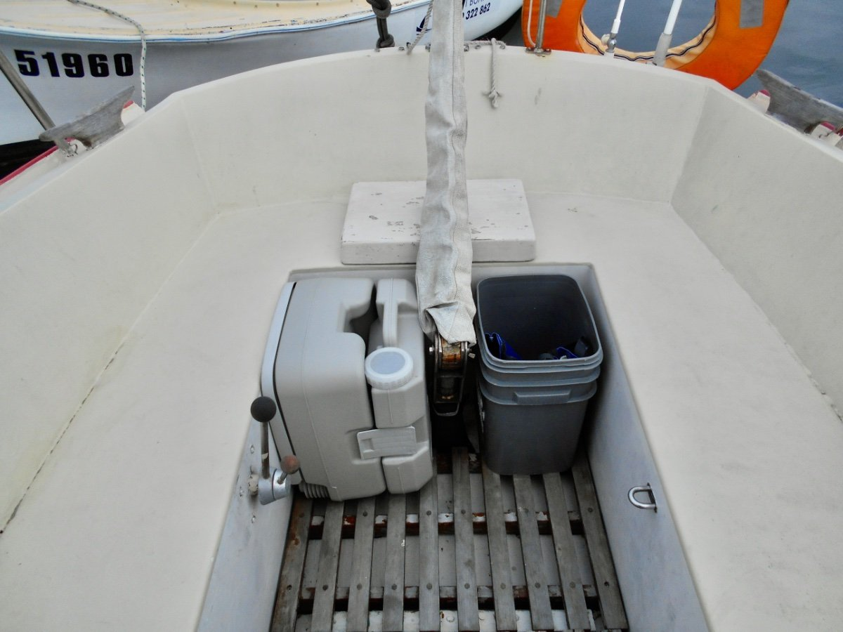 PRICE REDUCED, MUST SELL! 30FT STEEL YACHT