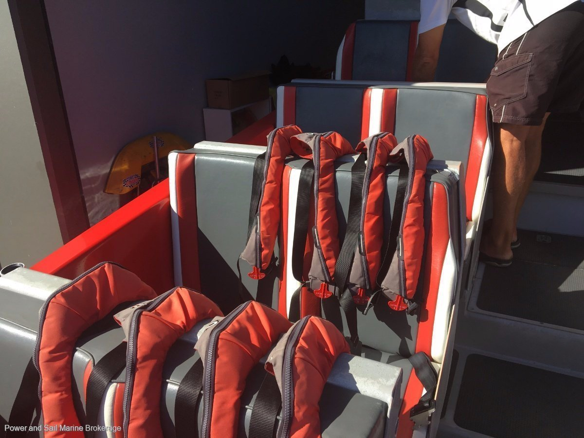 EXHILERATOR Jet Adventures REDUCED PRICE MUST SELL