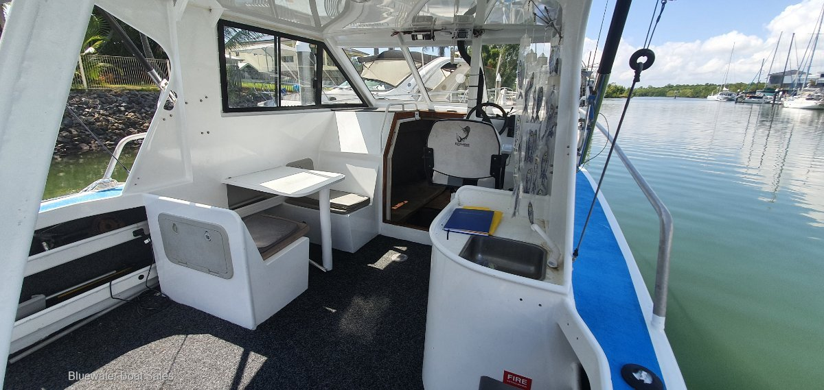 Stingray Cuddy Cabin