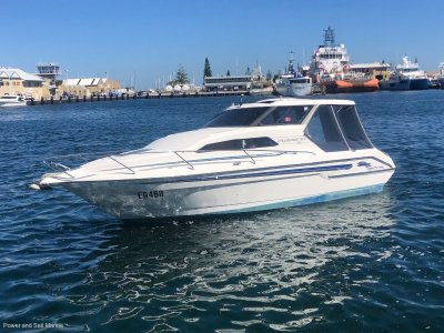 Whittley Cruisemaster 700 with an in rego trailer!