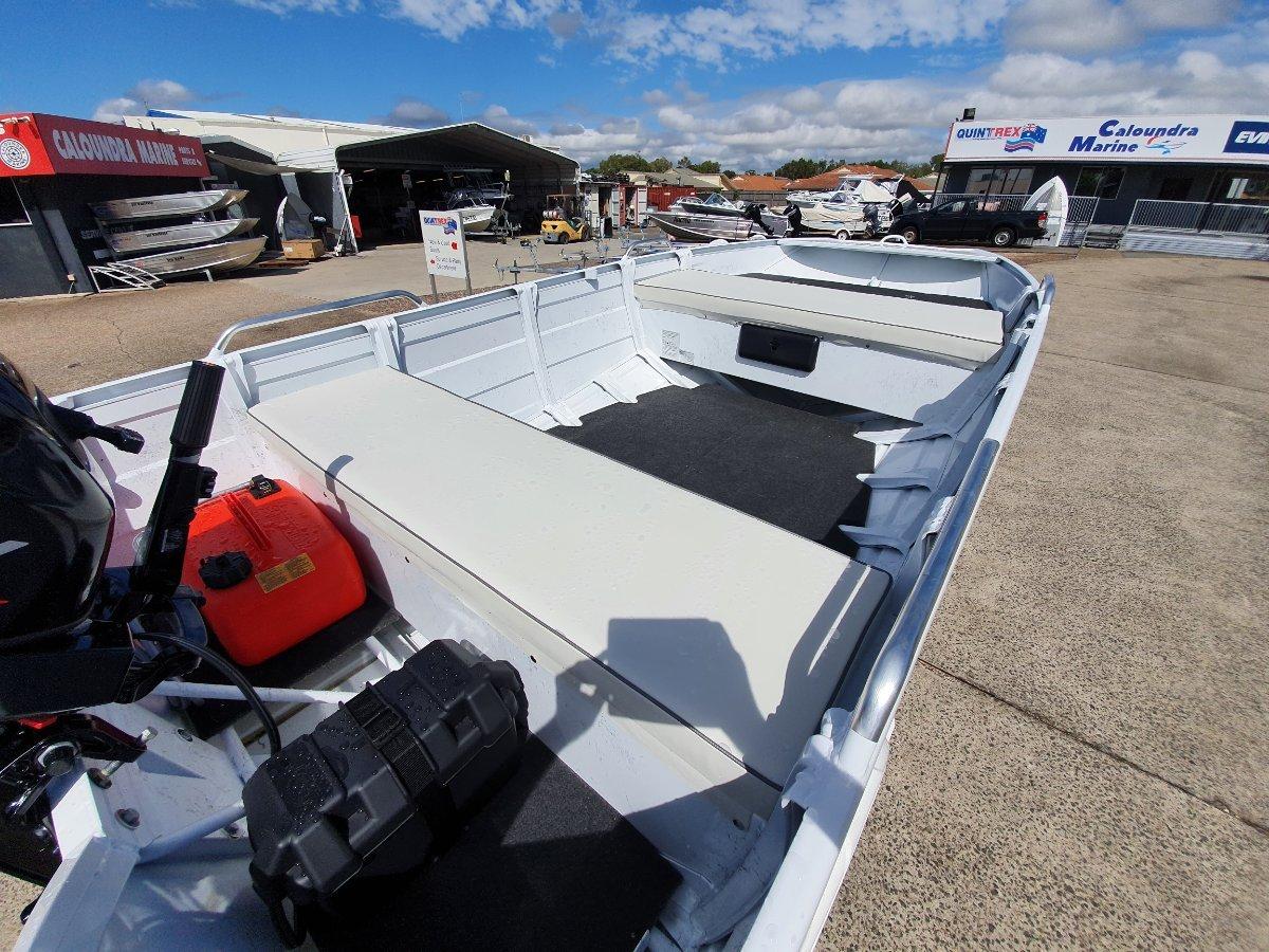 Quintrex F390 Outback Explorer