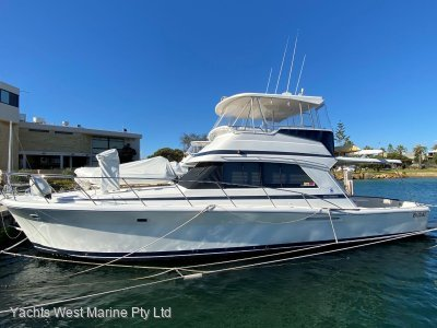 """Riviera 43 Open Flybridge """" Extended Hull to 45 foot """""""