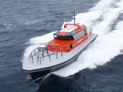 Fine Entry Marine Berkeley Class Pilot Vessel