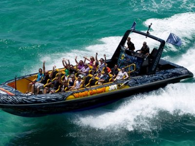 Alucraft 12m Jet Boat West Coast Jet TURNKEY BUSINESS!!
