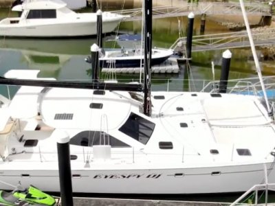 Roger Hill 15.9 Performance Cruising Catamaran