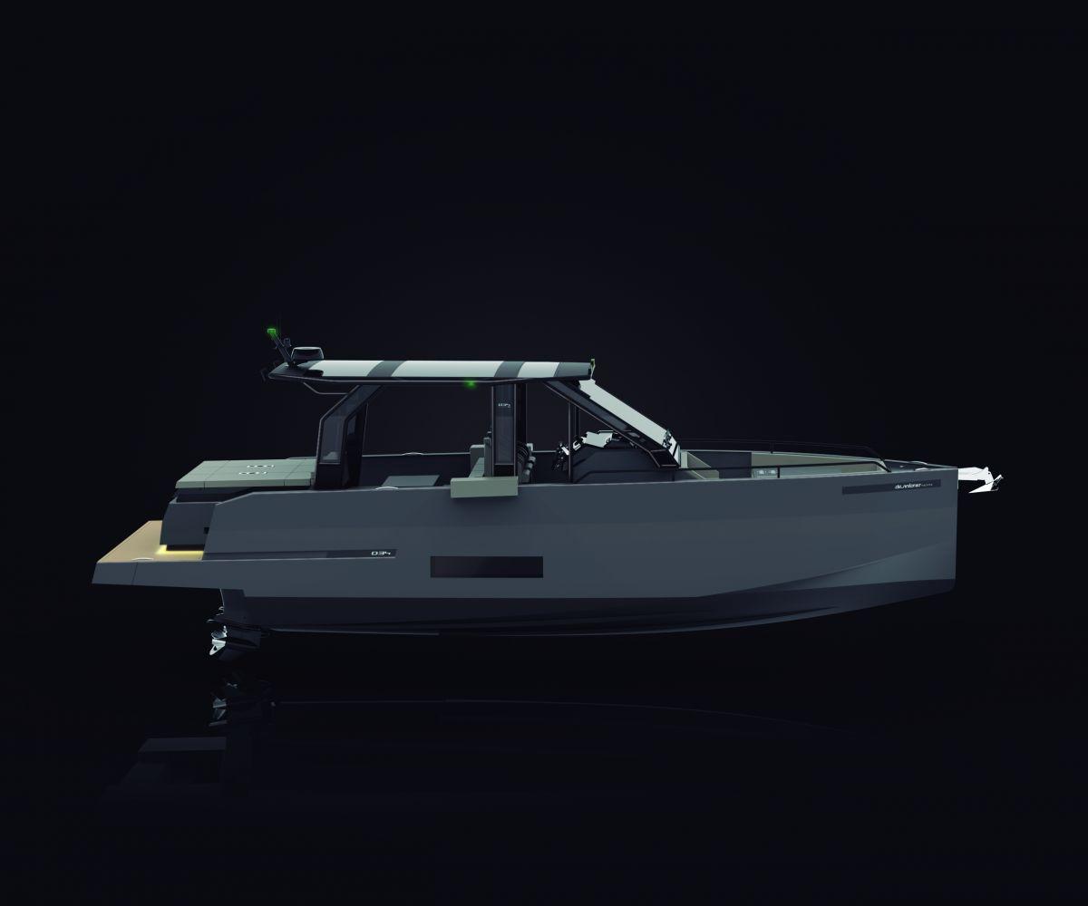 De Antonio Yachts D34 XPLORER - O