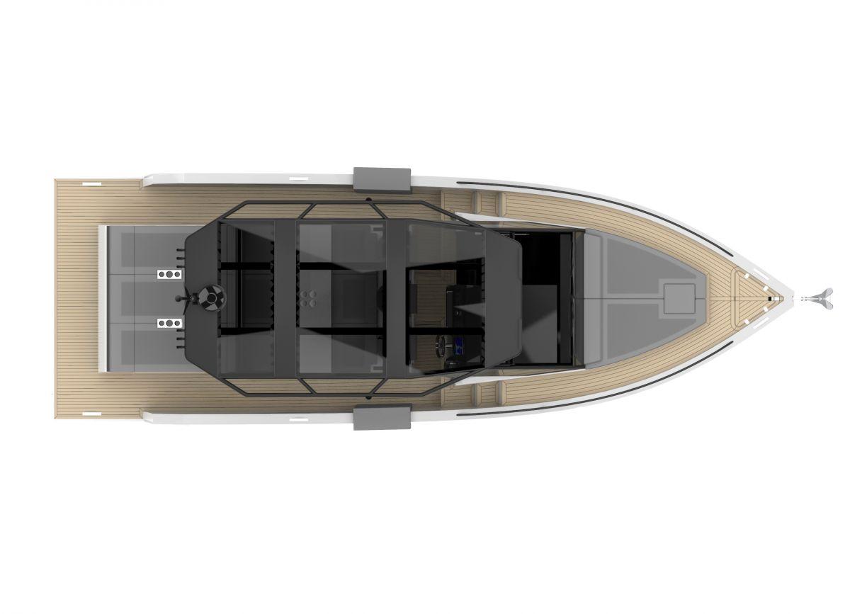 De Antonio Yachts D34 XPLORER - C