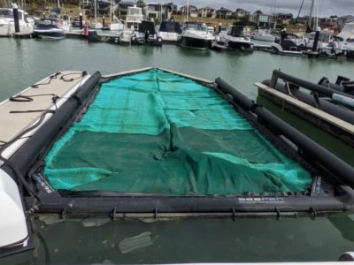 DOCKPRO SeaPen is the only dry-docking solution that keeps your boat