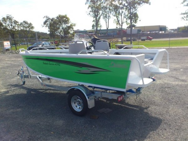 New Stessco Kakadu Karrier FL470 V-nosed Punt
