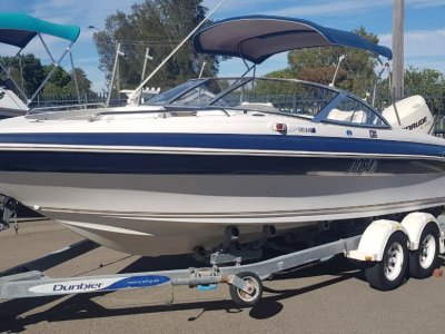 Haines Signature 580BR Deluxe Bow Rider