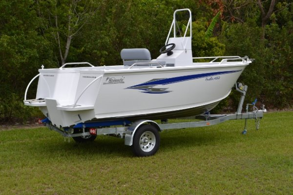 Hustler boat trailer prices
