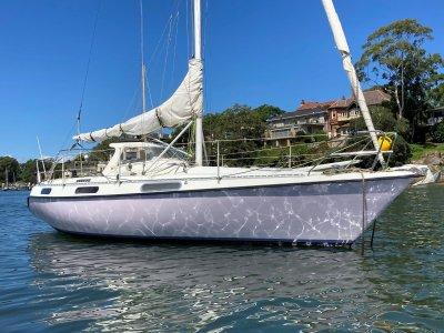 Custom Windex 92 30ft Finerglass Yacht Very Tidy