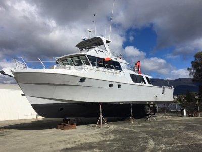 Legend Boats Aluminium Offsore Fishing Vessel /Charter Vessel