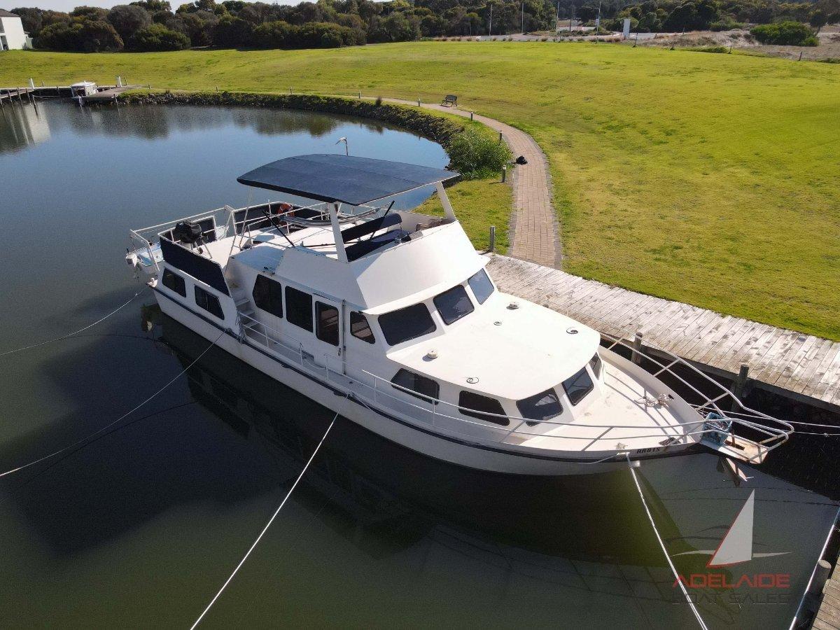 Jacob Heemstra River Cruiser
