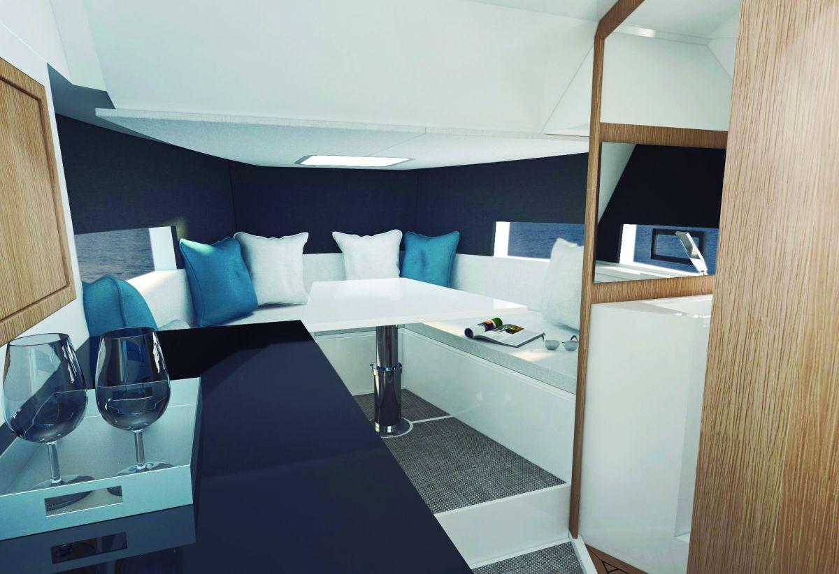 De Antonio Yachts 28 CRUISER