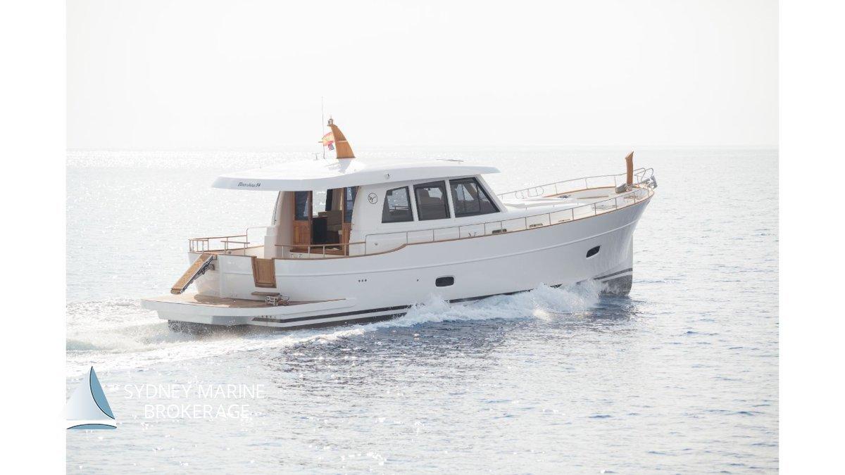 Sasga Yachts Menorquin 54 Hardtop