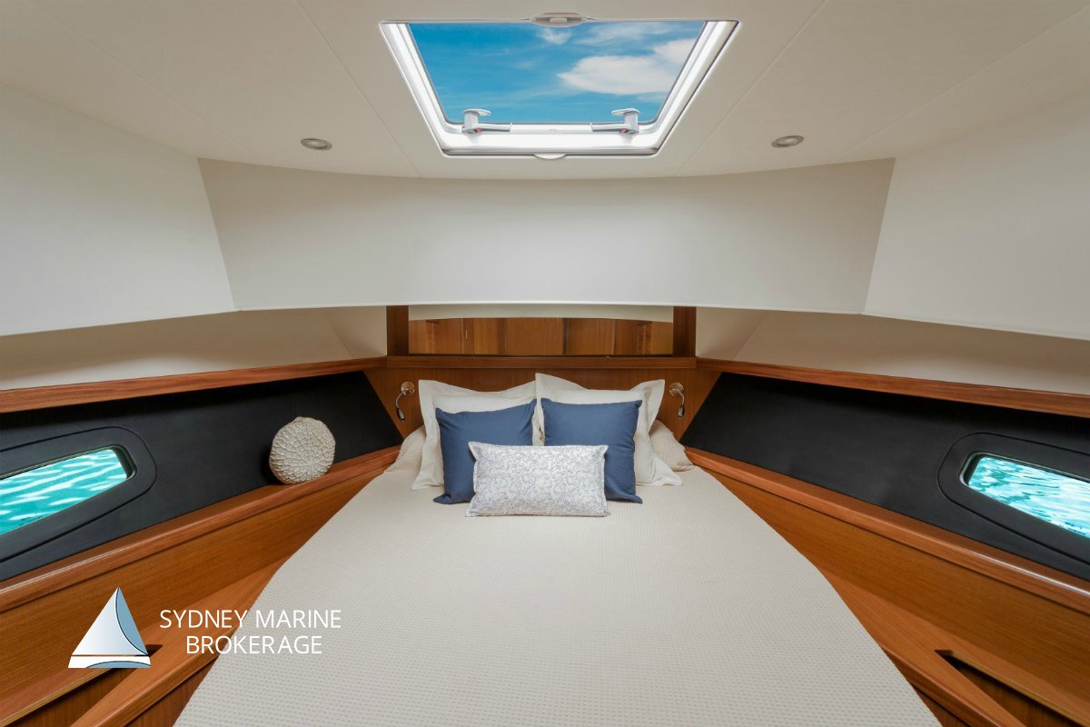 Sasga Yachts Menorquin 54 Flybridge