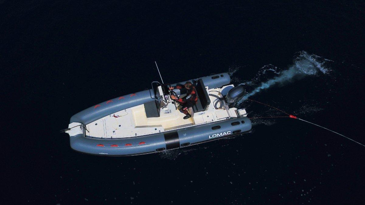 Lomac IN 540 Spearfishing