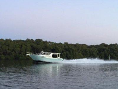 Performance Plate Boats 10 Metre Hardtop Custom Coast Runner