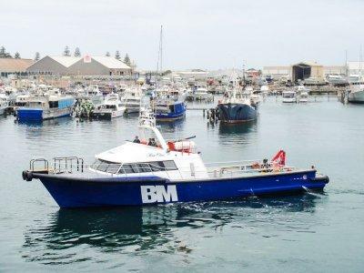 GBB Aluminium Charter Fast Utility Vessel