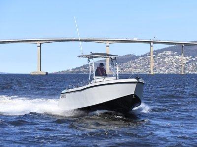 Aquatruck Bullshark 5.5 New build.