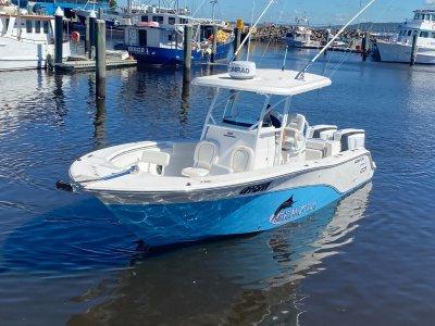 Sea Fox 286