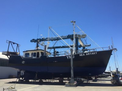 17m Successful Steel Fishing Trawler
