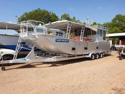 Shallow Draft Barge,
