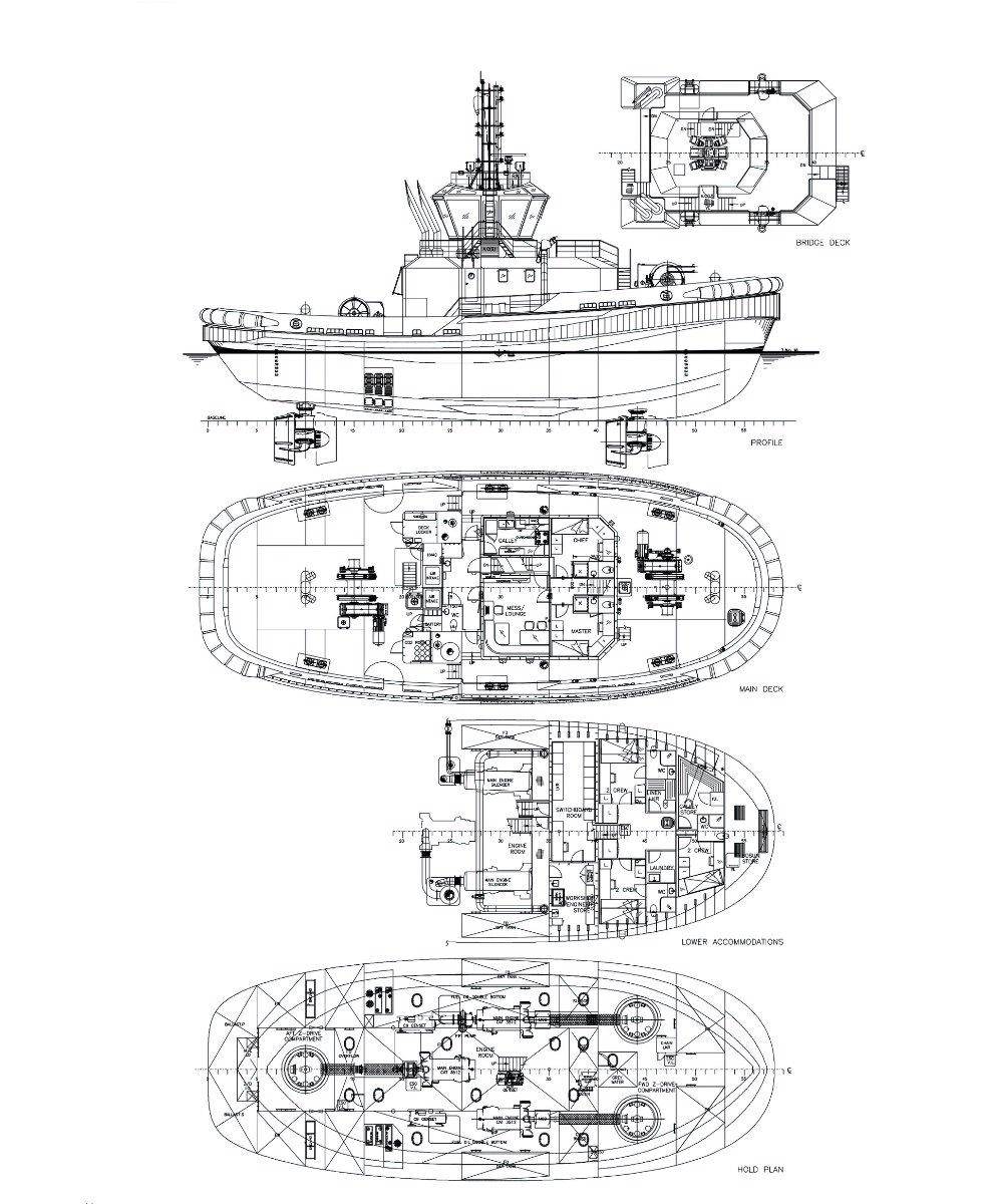ART 80-32 RotorTug