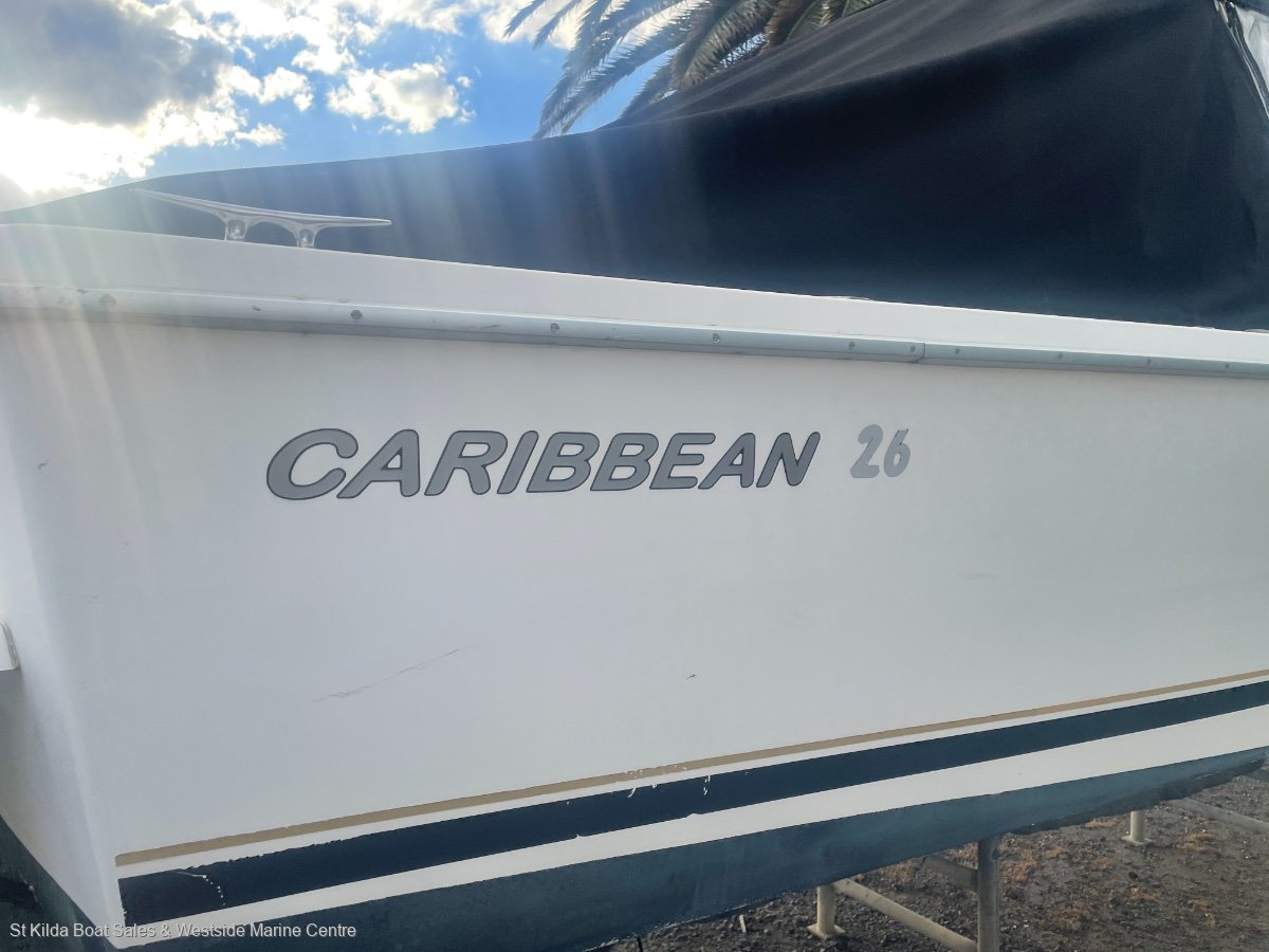 Caribbean 26 Open Runabout