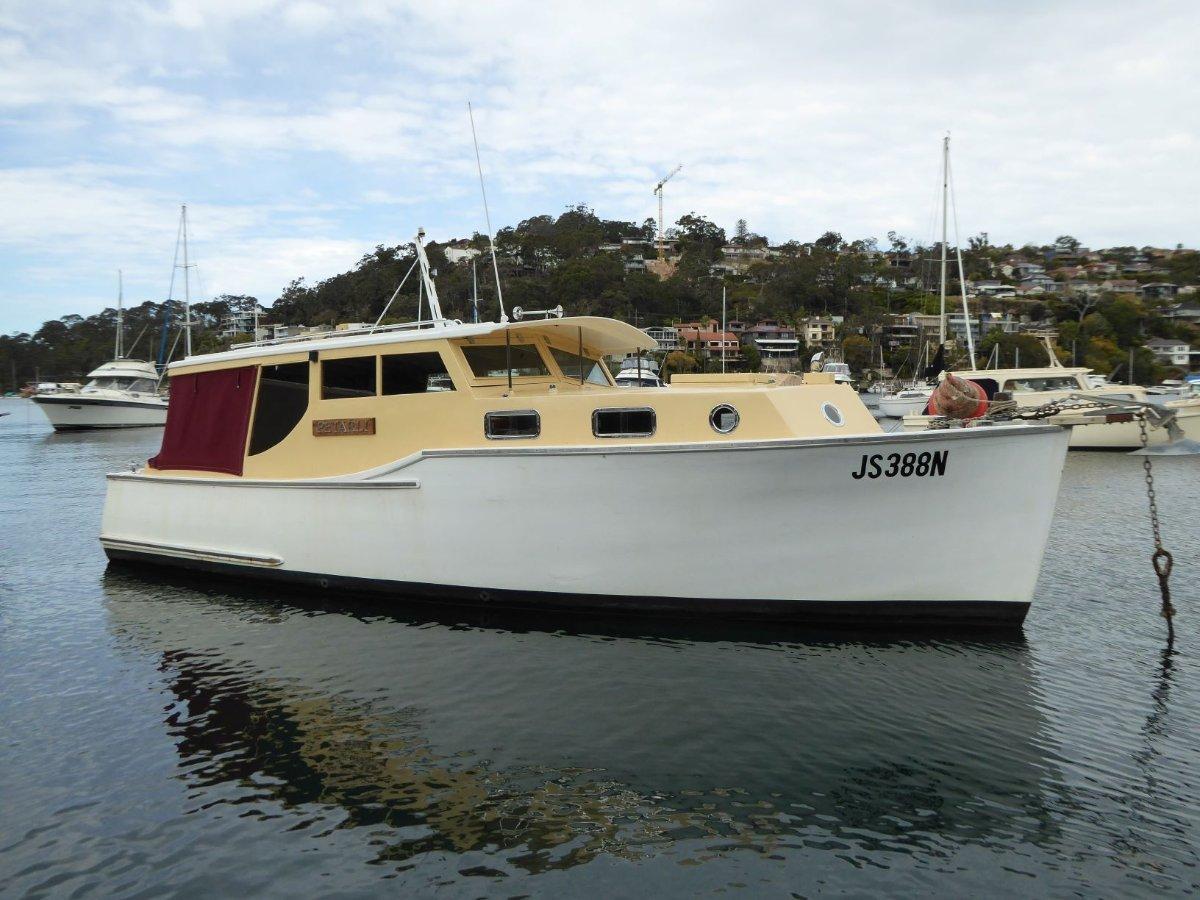 Halvorsen 25 Standard Cruiser