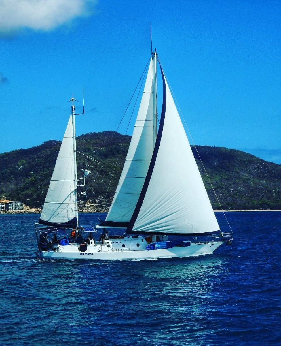 Big Mama Sailing Magnetic Is/Townsville- Two highly well maintained Vessels