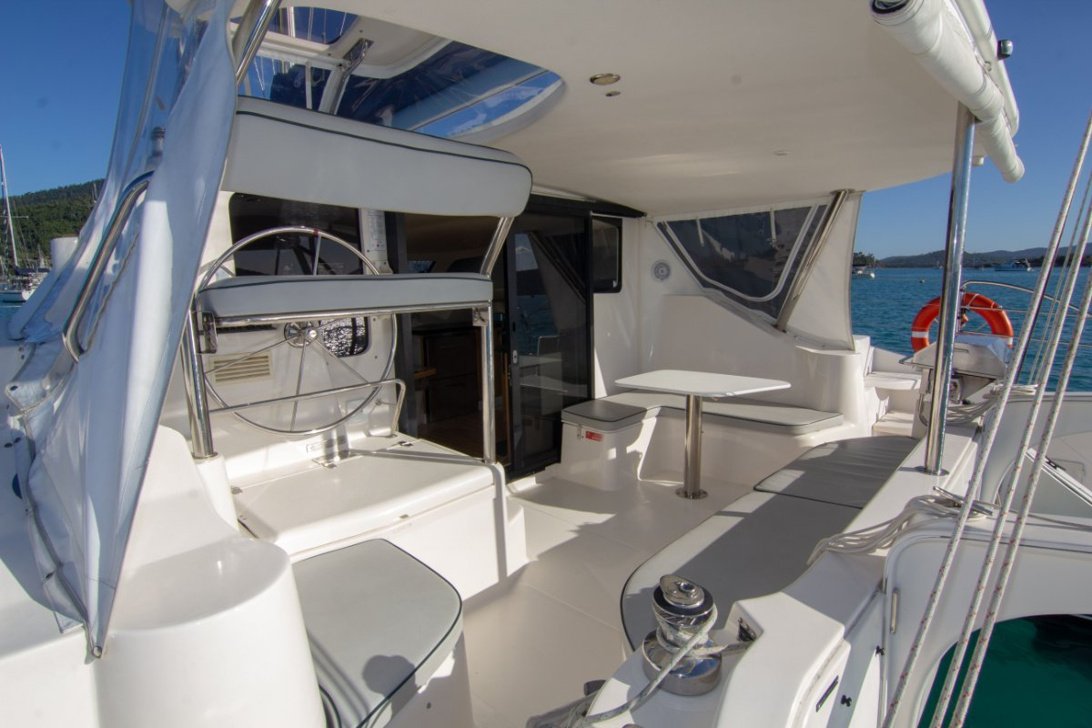 Lightwave 38 Whitsunday Bareboat 4yr contract