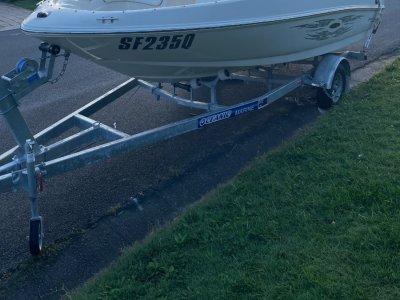 Sea Ray 175 Sport New trailer