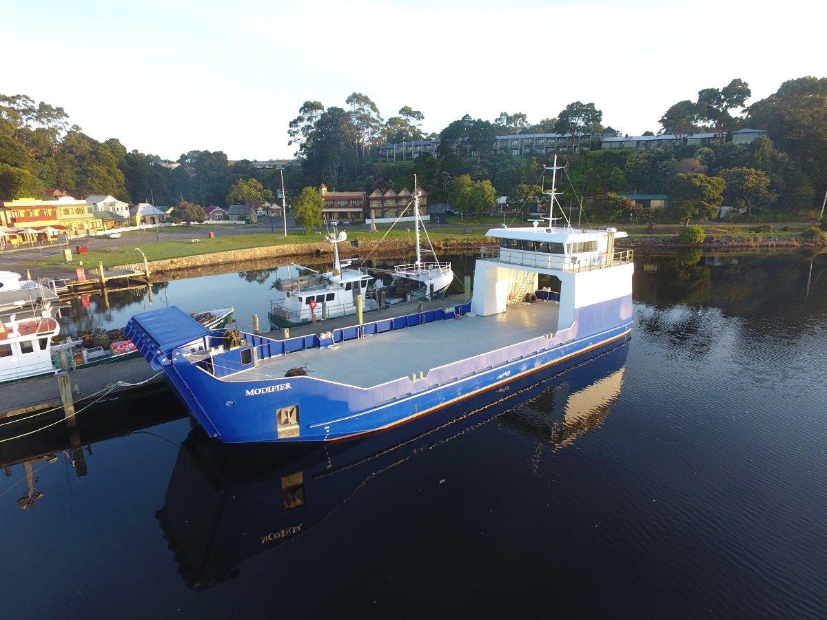 Landing Barge