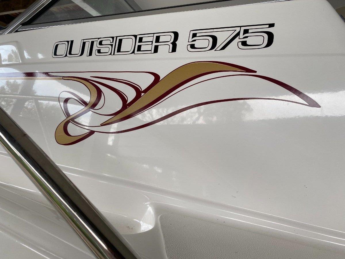 CruiseCraft Outsider 575 Walkabout