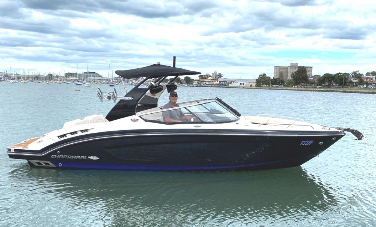 Chaparral 257 Ssx Premium Bowrider