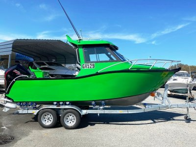 "NEW TO THE ""WA"" MARKET SEAKING 625 SPORTS CABIN"