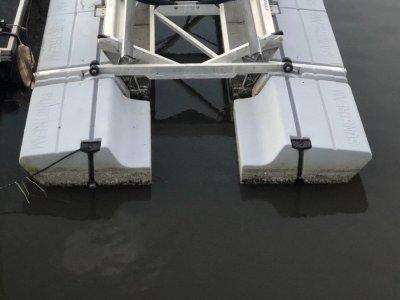 Sunstream boat litter