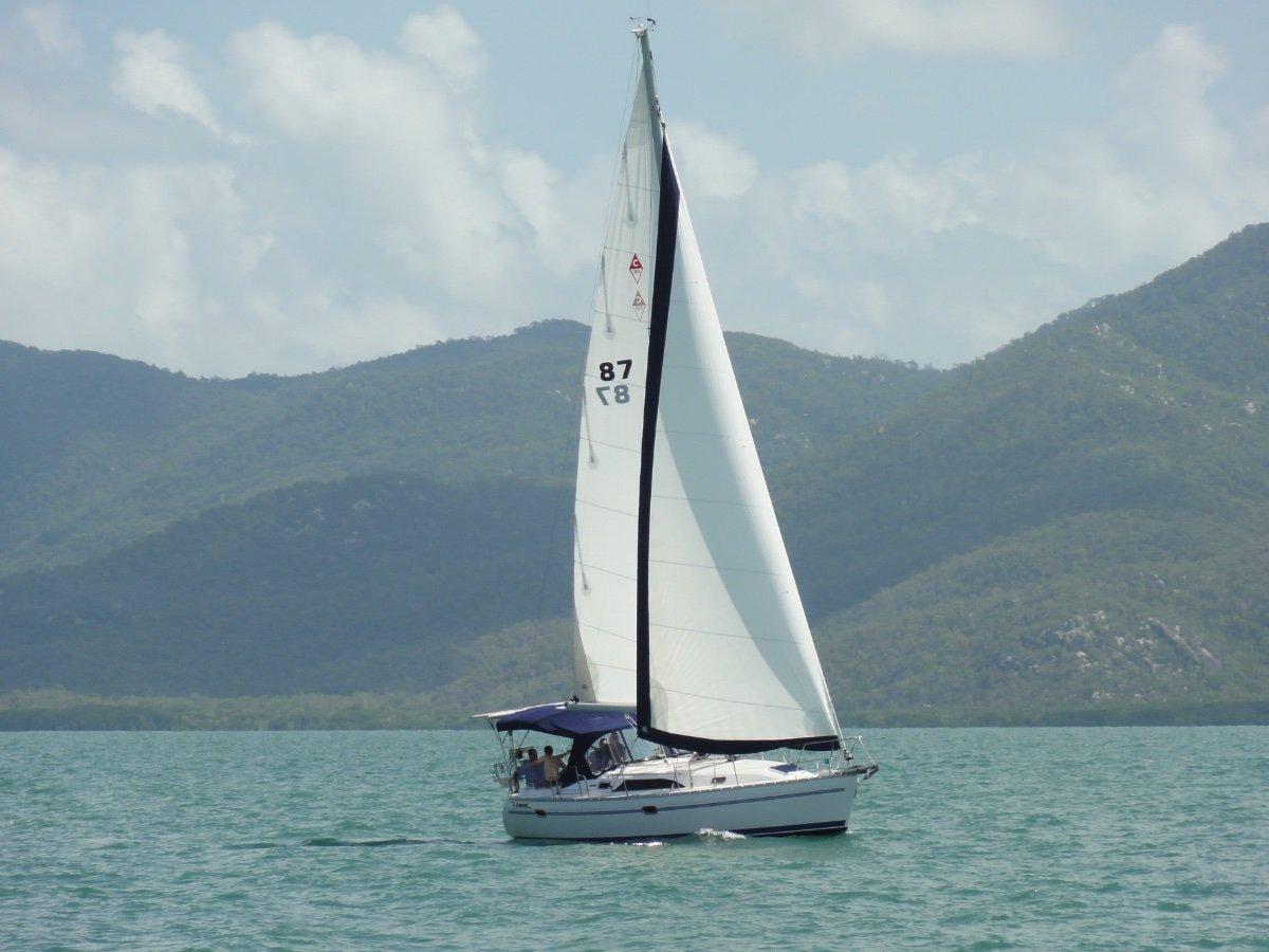 Catalina 355 Shoal Draft wing keel
