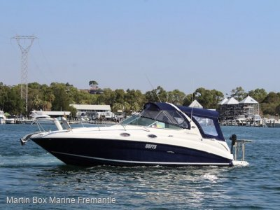 Sea Ray 315 Sundancer / 280 Sundancer